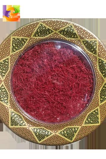 زعفران 1 مثقالی خاتم